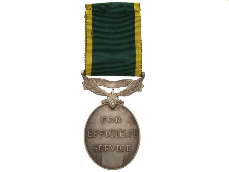 Efficiency Medal - Malta