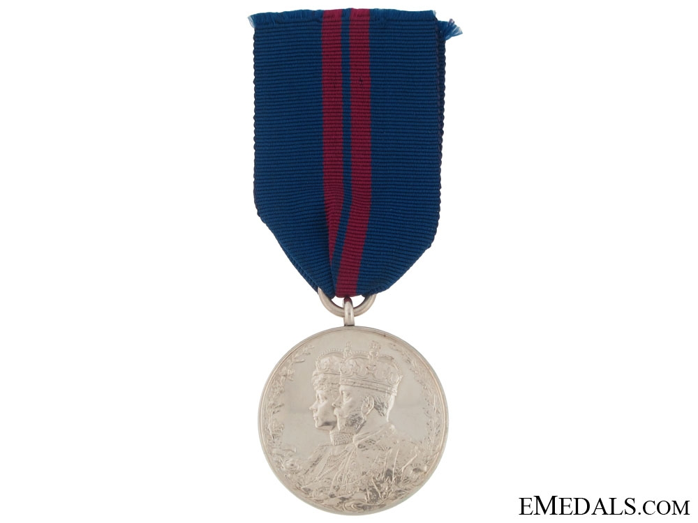 The 1911 Coronation Medal