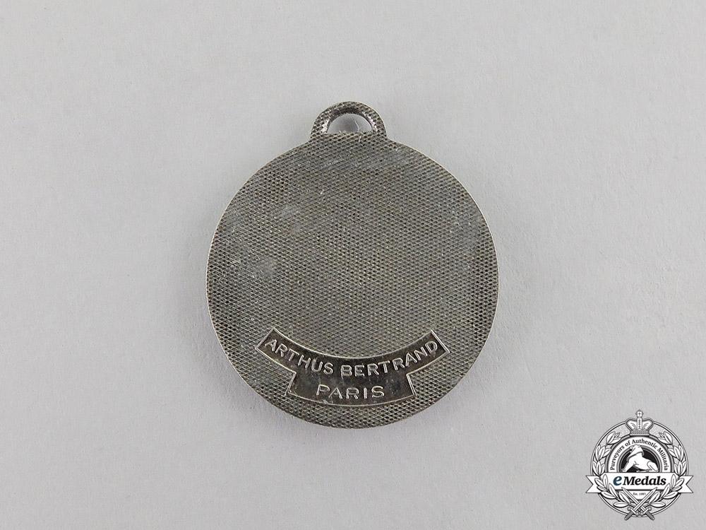 France. An International Submarine Association Badge
