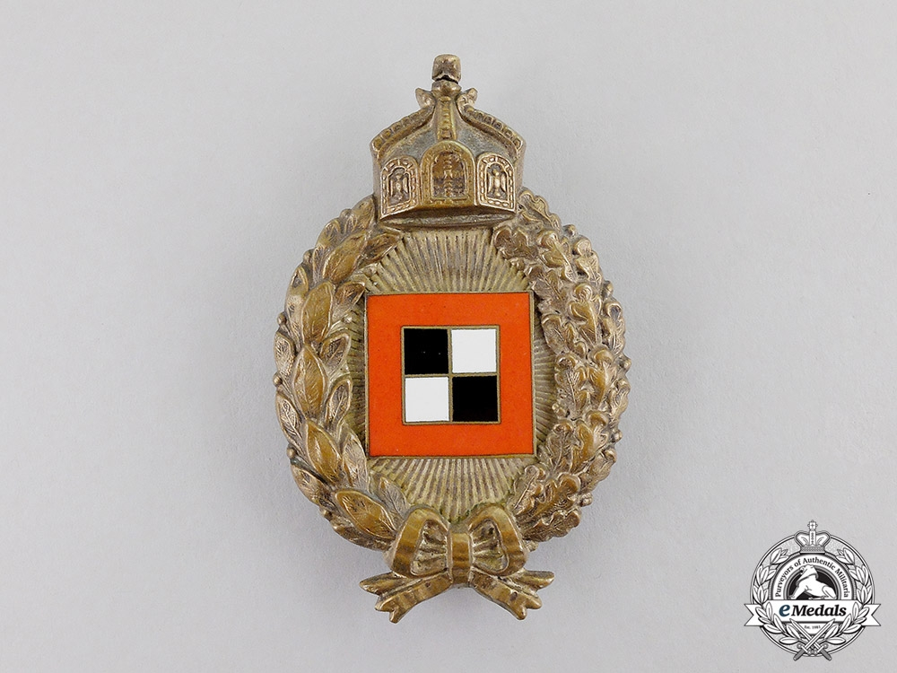 Prussia. An Observer Badge by Carl Dilenius, c.1916
