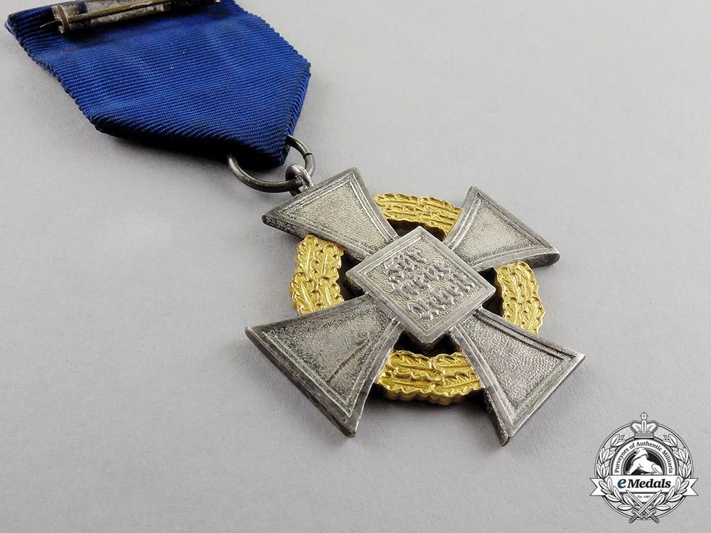 Germany. A 50-Year Civil Faithful Service Cross by Deschler & Sohn