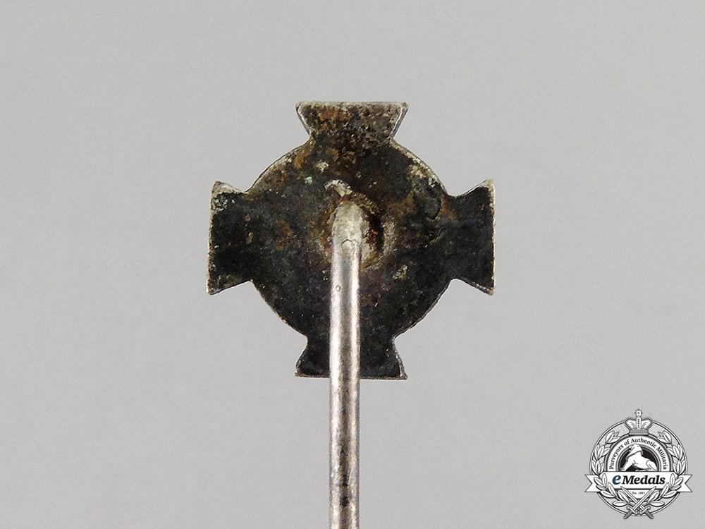 Germany. A 25-Year Faithful Service Cross Miniature Stick Pin