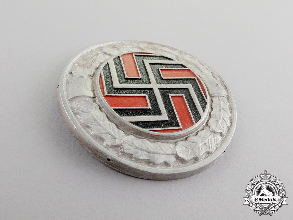 Germany. A Badge of the Wehrmacht Croatian Regiment