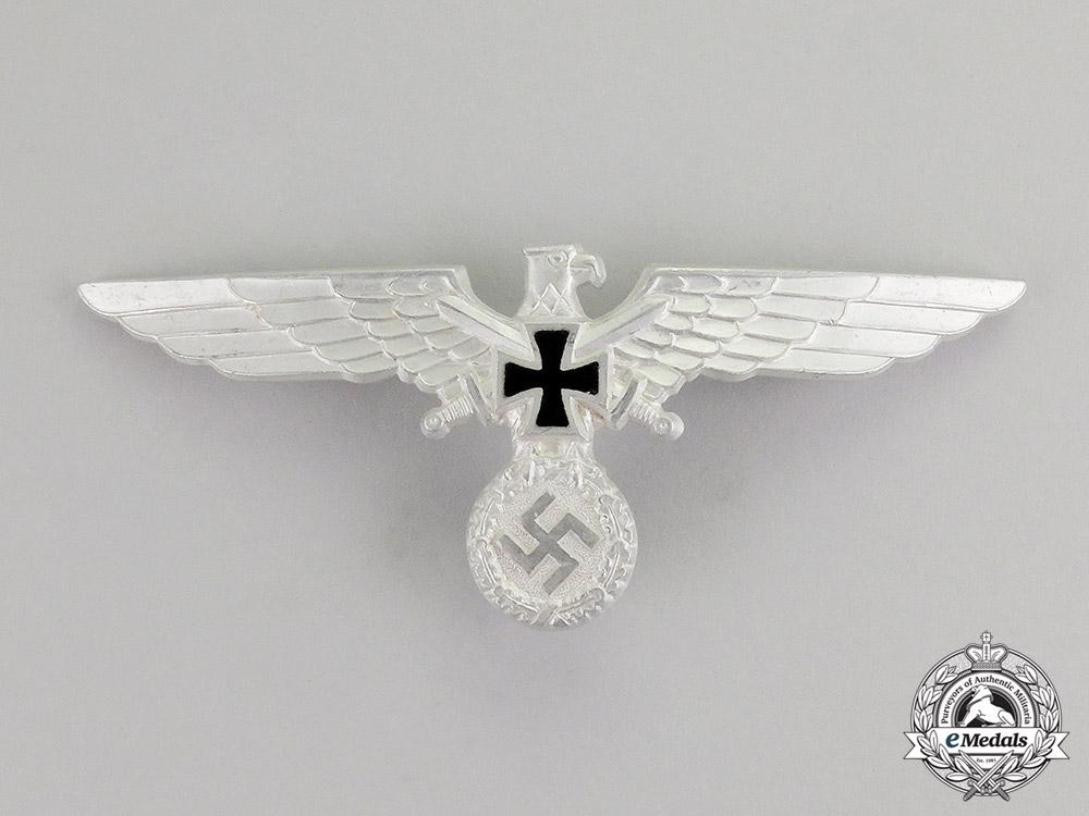 Germany. A Germans Veteran's Association Breast Eagle Insignia by Deschler