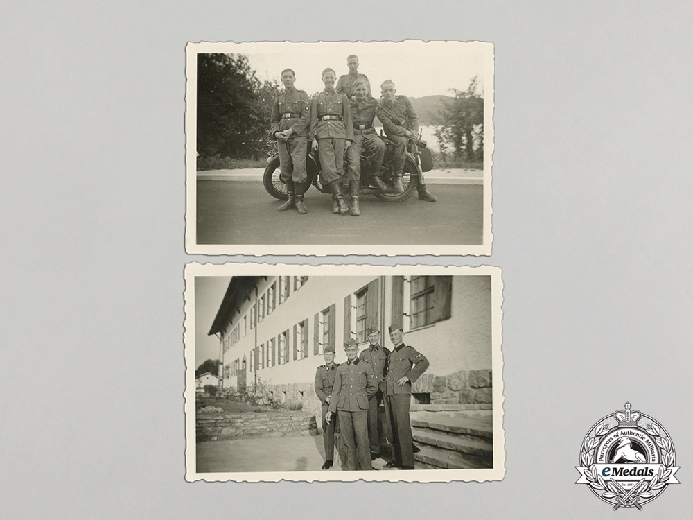 Germany  A Excellent Private Photo Collection of SS