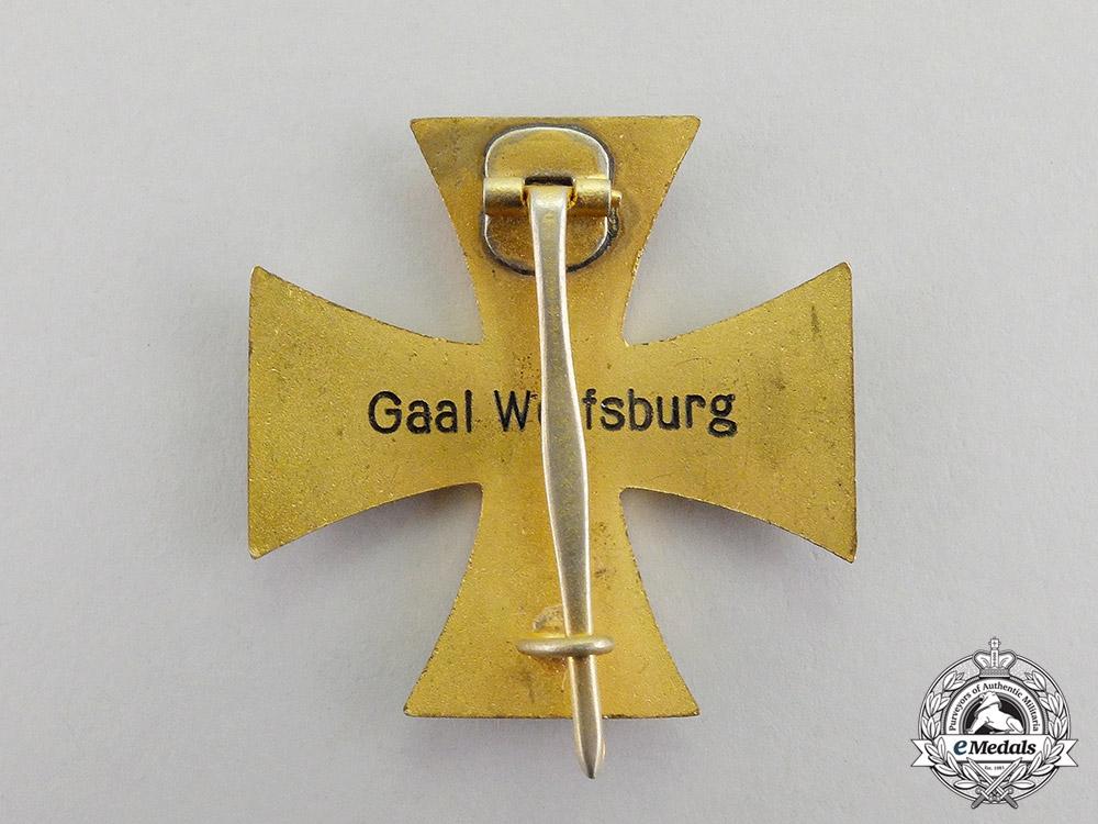 Mecklenburg-Schwerin. A 1914 Issue Military Merit Cross First Class