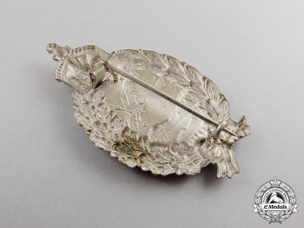 Prussia. A First War Prussian Pilot's Badge by an Unknown Maker, c.1916