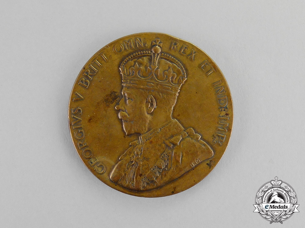 United Kingdom. A British Empire Exhibition Medal 1925