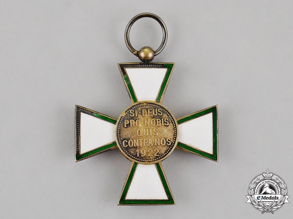 Hungary, Kingdom. An Order of Merit, 4th Class Knight, c. 1910