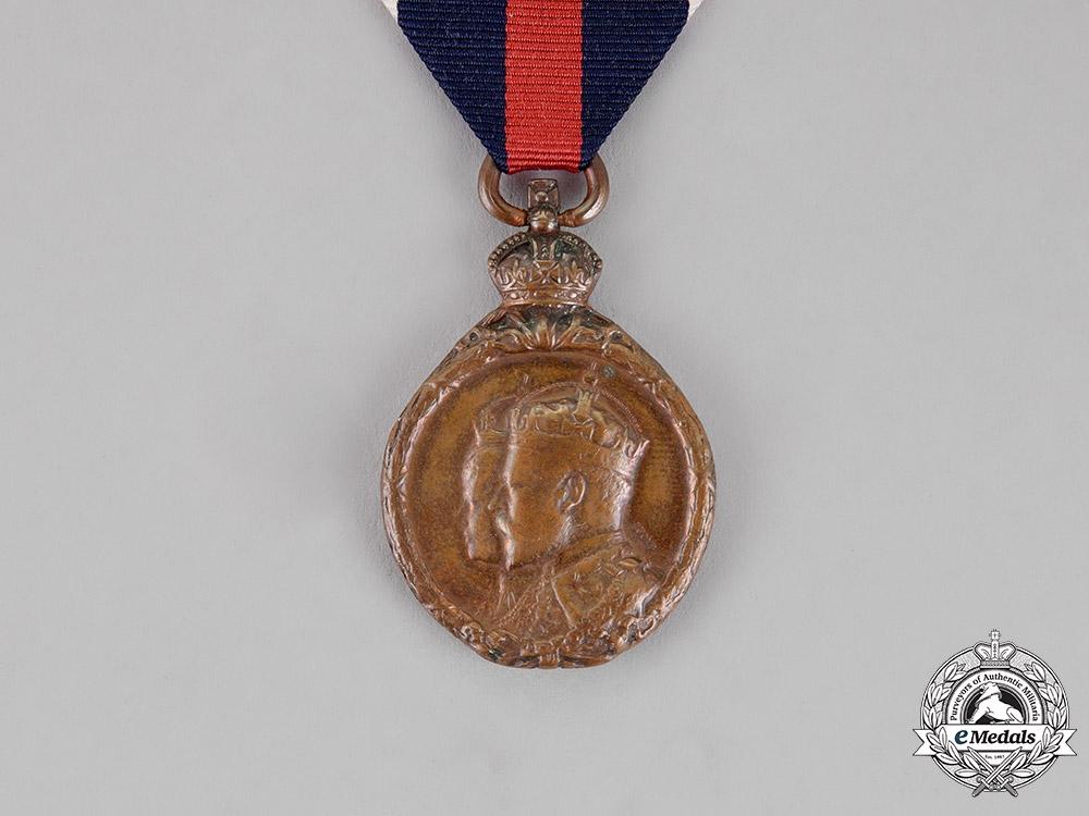 King Edward VII Coronation Medal