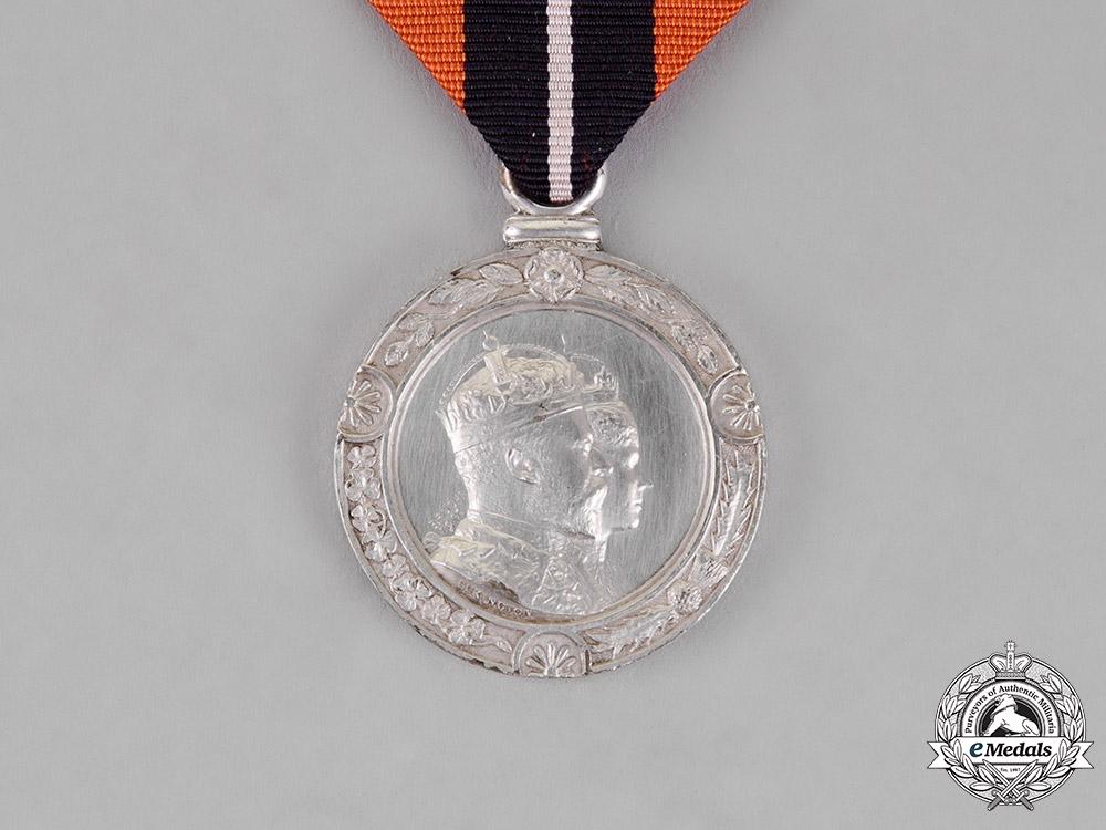 United Kingdom. A King Edward VII Coronation Medal (Mayors and Provosts) 1902
