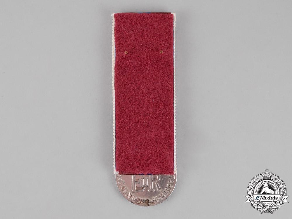 United Kingdom. A British Queen Elizabeth II Coronation Medal 1953