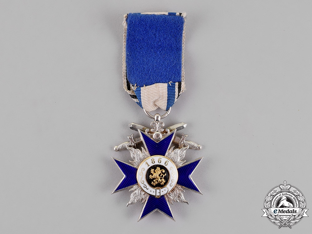 Bavaria, Kingdom. An Order of Military Merit, 4th Class with Swords, by W. & Co.