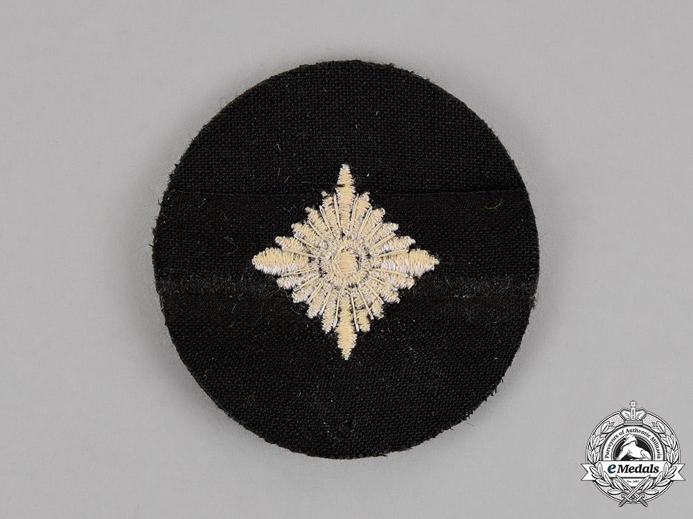 Germany. A Mint SS Oberschütze Rank Pip, Cloth Version