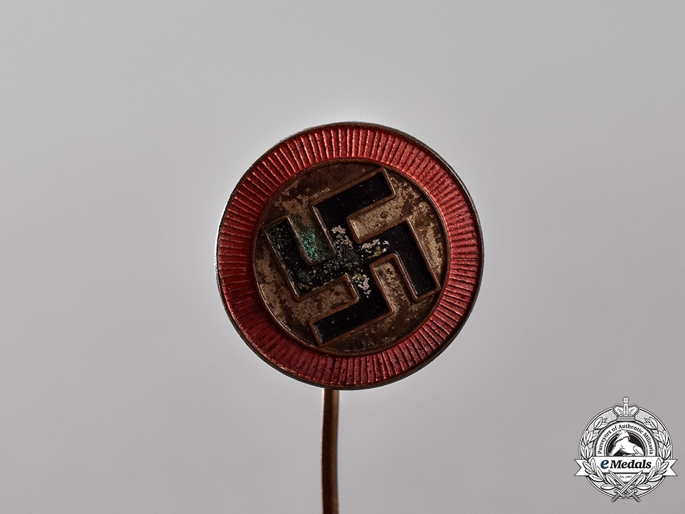 Germany. A NSDAP Supporter's Stick Pin