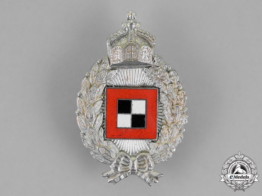 Prussia. An Observer's Badge, c.1918