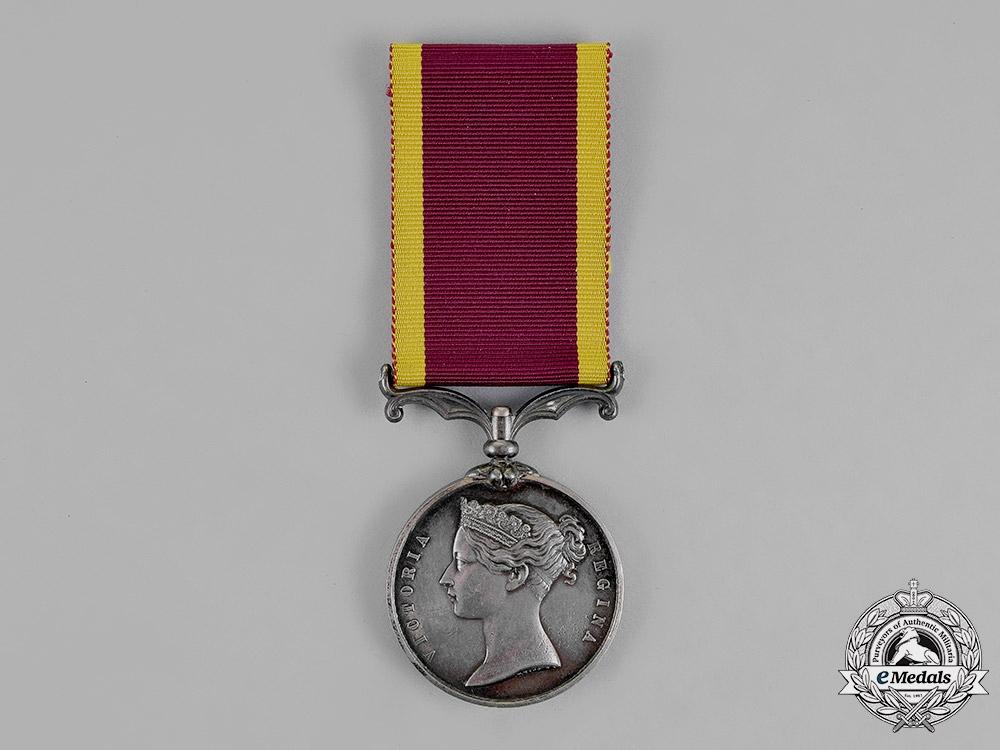 United Kingdom. A  Second China War Medal 1857-1860