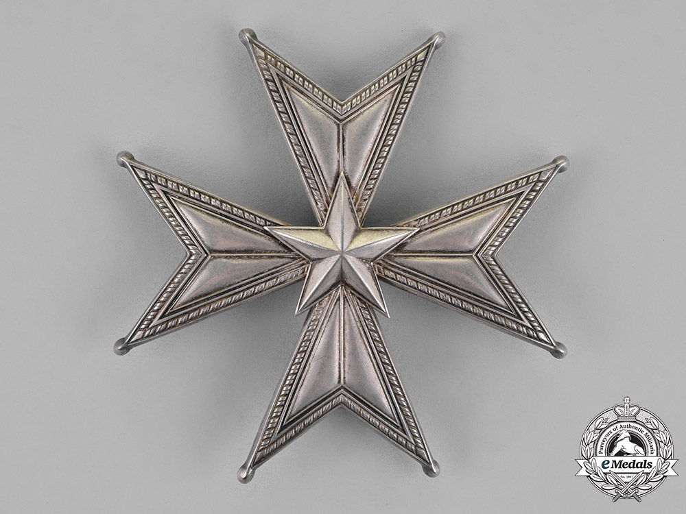 Sweden, Kingdom. An Order of the North Star, Grand Officer Star, c.1950
