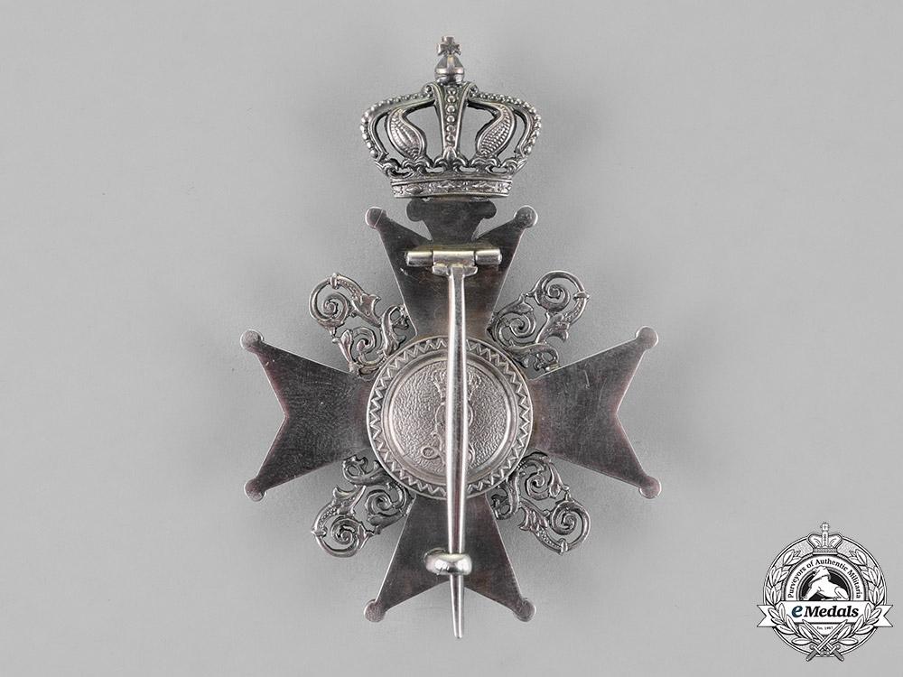 Lippe, Principality. A Leopold Order, 2nd Class Cross, c.1916