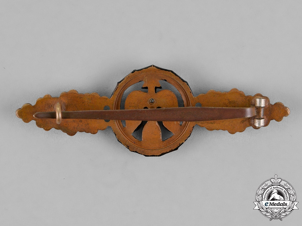 Germany, Luftwaffe. A Nightfigther Unit Squadron Clasp, Bronze Grade