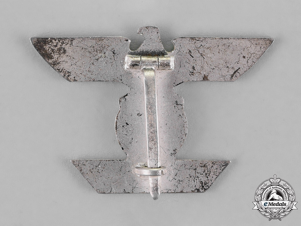 Germany. A Clasp to the Iron Cross 1939 First Class, by B.H Mayer, Type-A