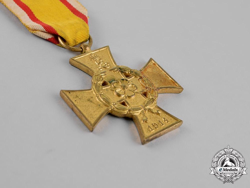 Germany, Lippe-Detmold. A 1914 Lippe-Detmold War Merit Cross