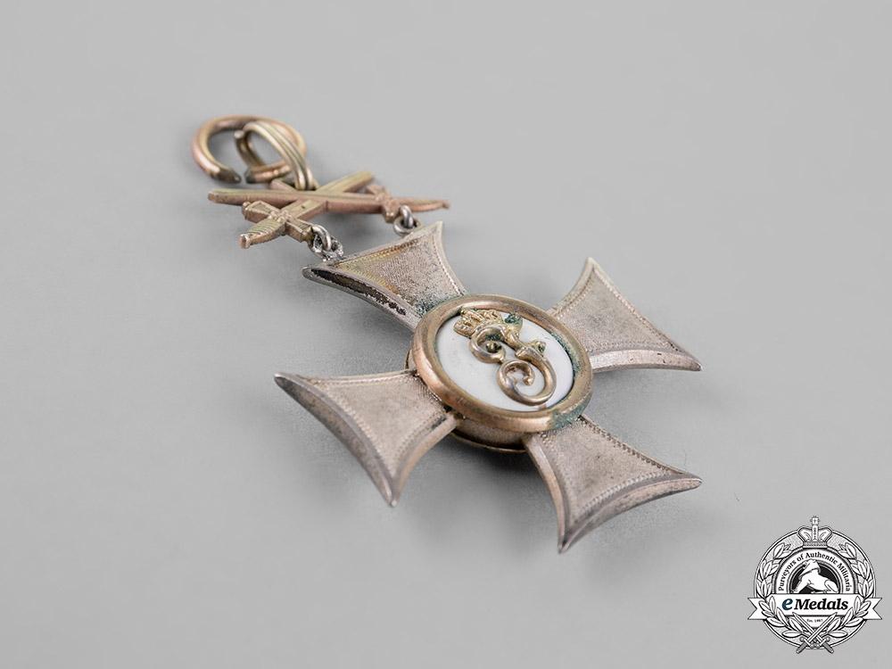 Württemberg, Kingdom. An Order of Friedrich, Knight's Cross Second Class, with Swords