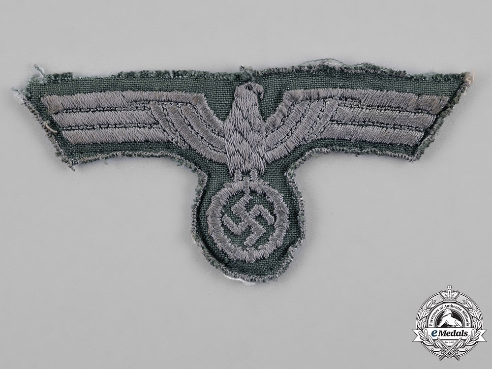 Germany, Wehrmacht. A Standard Issue Breast Eagle