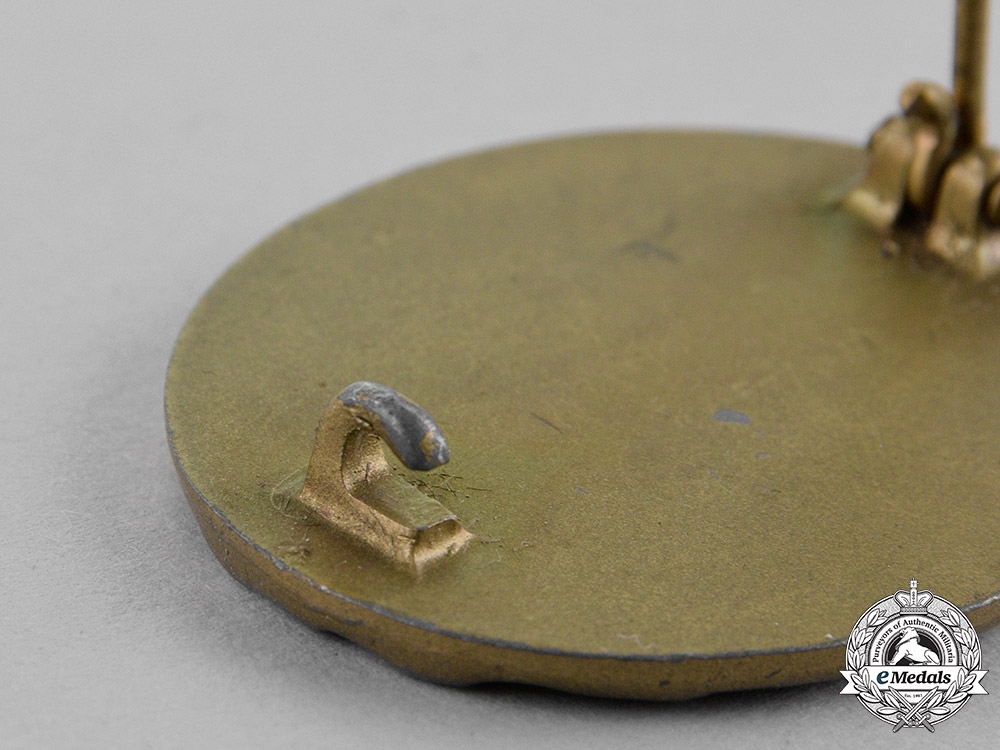 Germany. A Wound Badge, Gold Grade