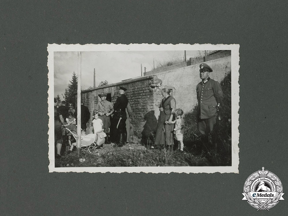 Germany, HJ/SA/Heer. A Private Photo Album with Members of Several NS Organisations, c.1935