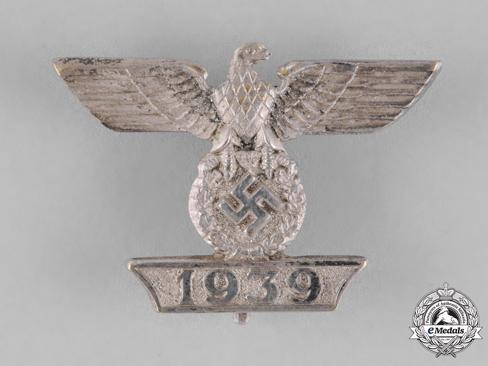 Germany, Luftwaffe. A Clasp to the Iron Cross 1939 1st Class, General Field Marschall Milch
