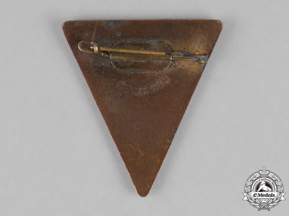 Germany. A National Socialist Women's League Membership Badge