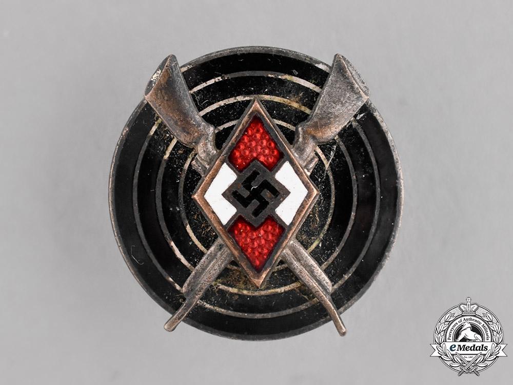 Germany. A HJ Marksmanship Badge, by Steinhauer & Lück