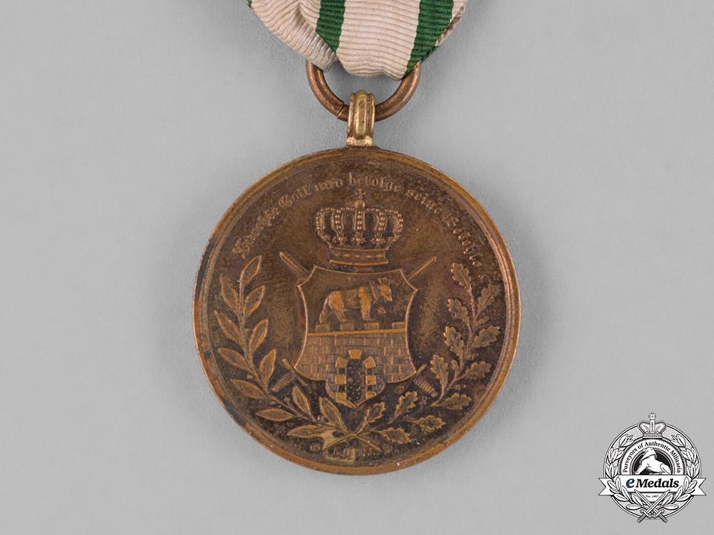 Anhalt. An Alexander Carl Commemorative Medal
