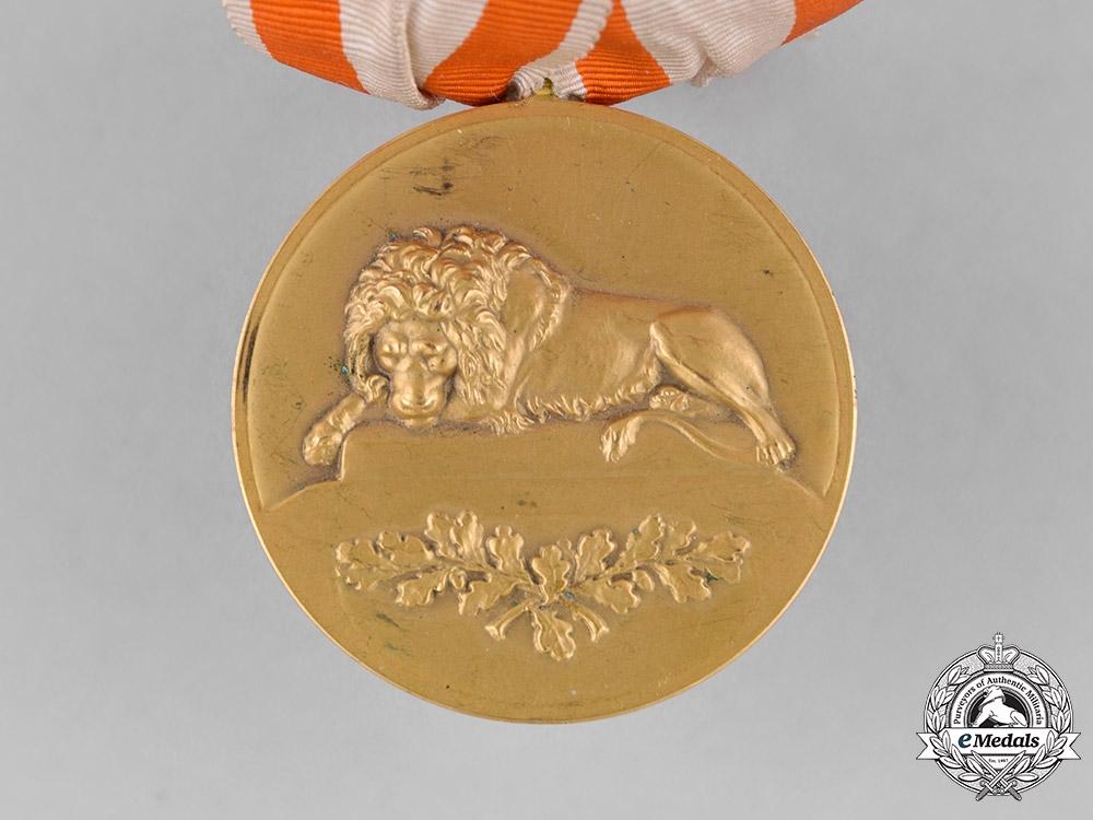 Hesse-Kassel. A 100-Year Commemorative Jubilee Medal; Mounted