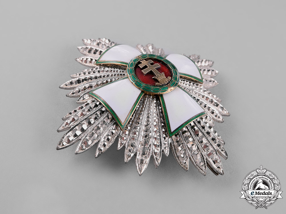 Hungary, Kingdom. An Order of Merit, 2nd Class Commander Star, c.1940