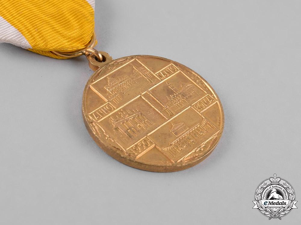 Vatican. A Pope Pius XI Commemorative Religious Medal 1950