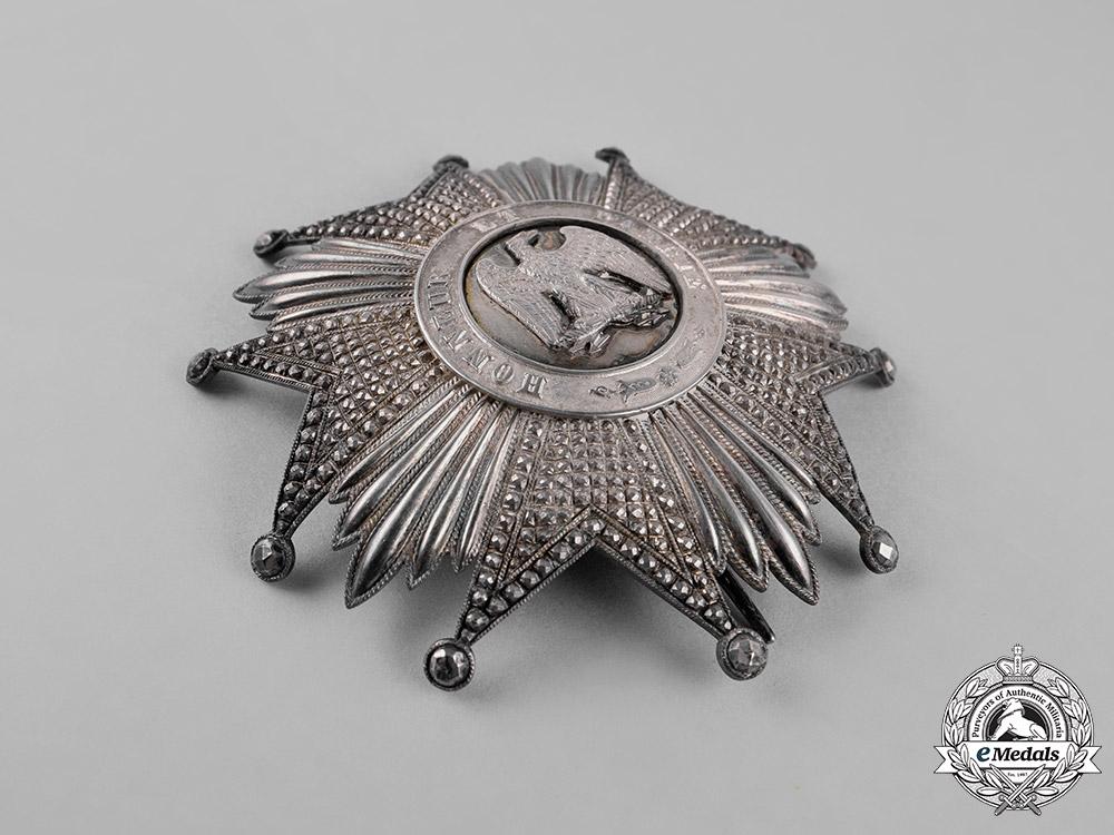 France, II Empire. A Legion D'Honneur, Grand Cross, by Lemoine Fils, Paris, c.1860