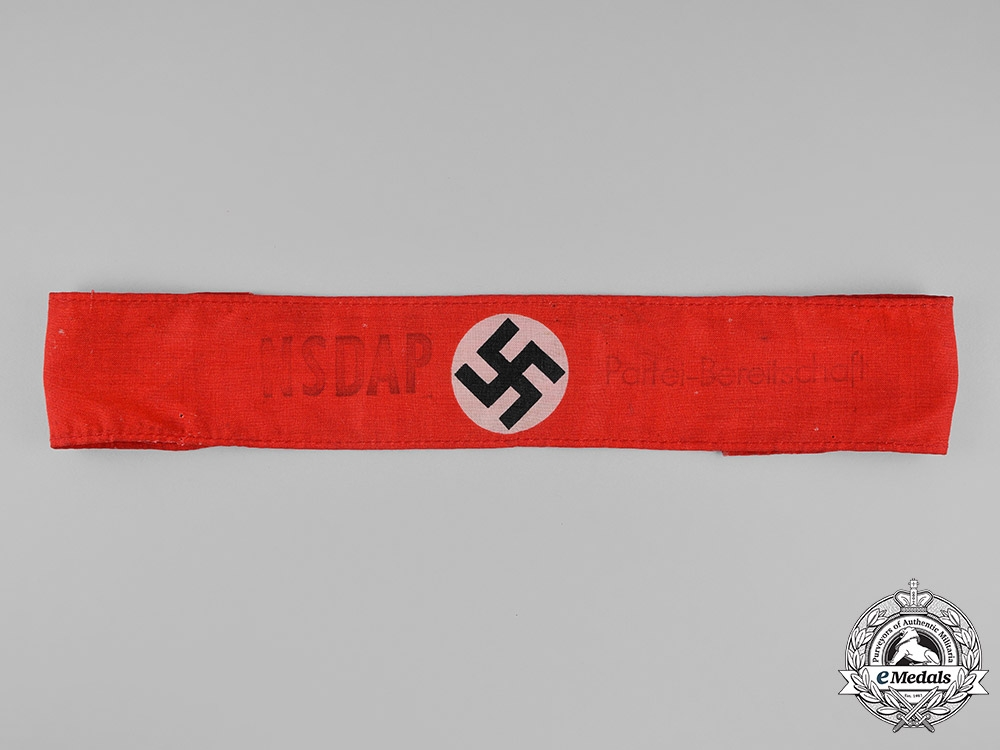 Germany. An NSDAP Armband