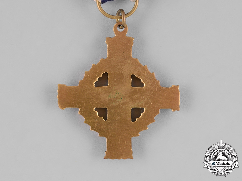 Philippines. A Bronze Cross Medal