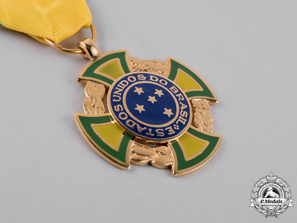 Brazil, Republic. A Second War Brazilian War Cross 1942-1945