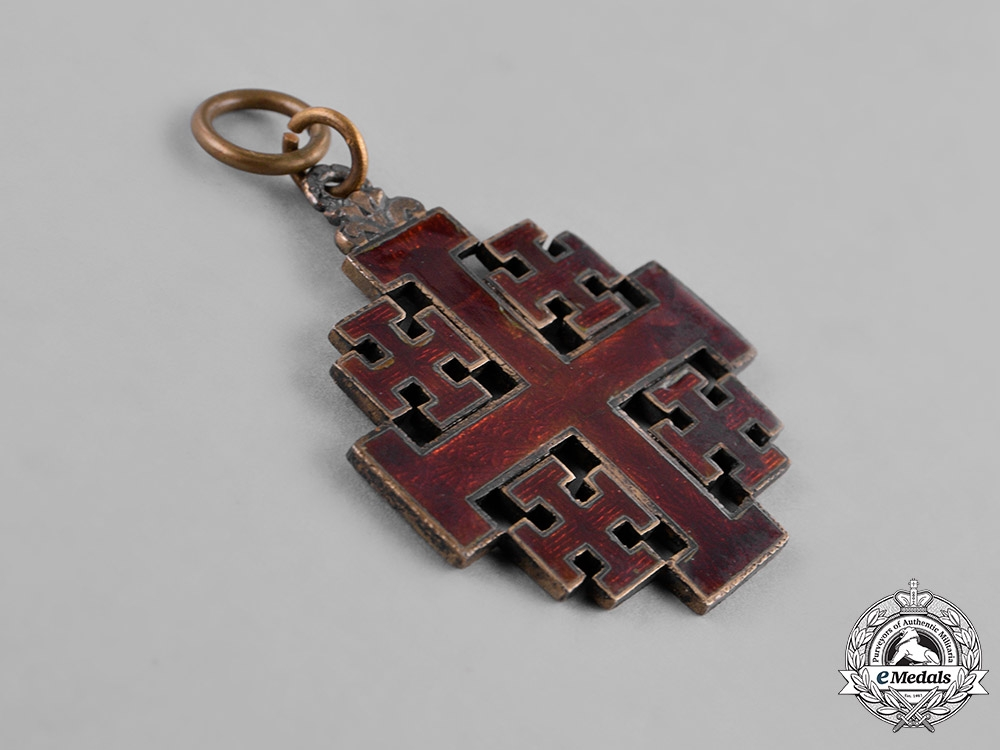 Vatican. An Equestrian Order of the Holy Sepulchre of Jerusalem, Knight, c.1930