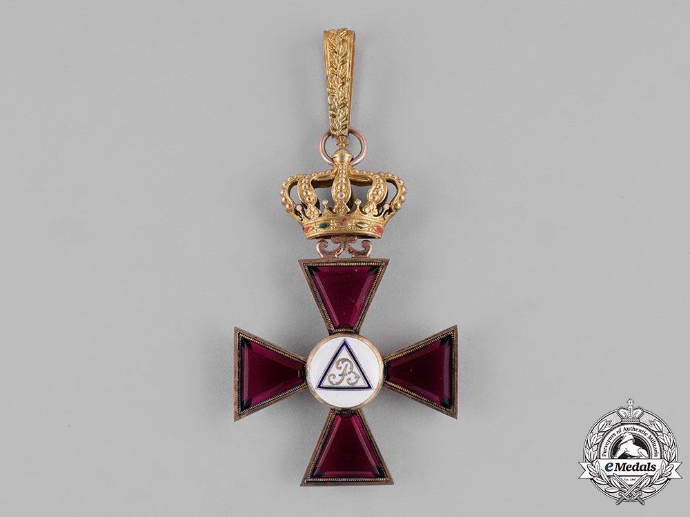 Prussia, State. A Masonic House Order, Commander's Badge