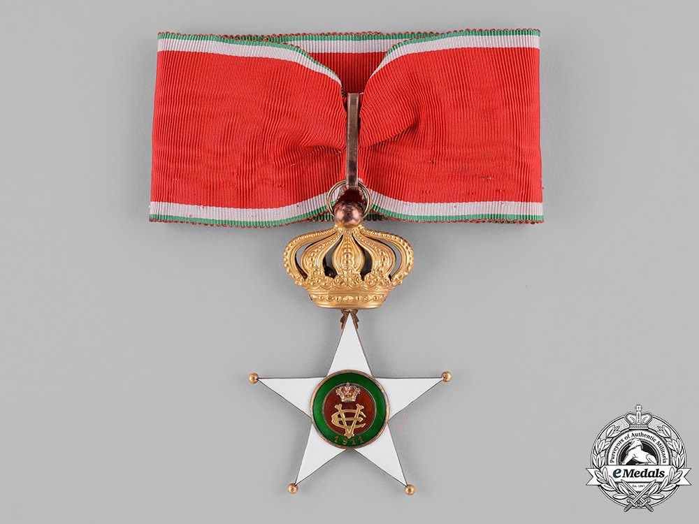 Italy, Kingdom. A Colonial Order of the Star of Italy in Gold, Commander, c.1914