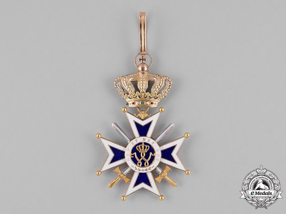 Netherlands, Kingdom. An Order of Orange Nassau, Commander, c.1945