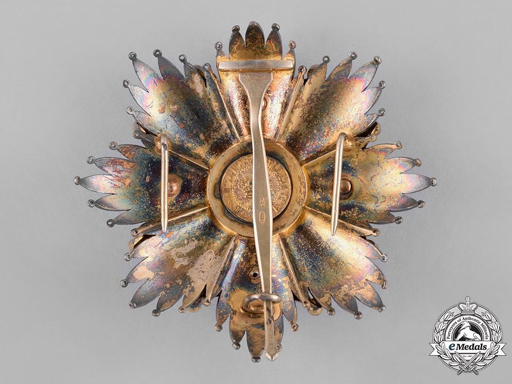 Netherlands, Kingdom. An Order of the Lion, I Class Grand Cross, by JMJ van Wielik, c.1910