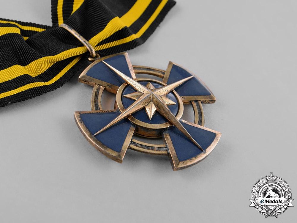 Hesse-Darmstadt, Grand Duchy. An Order of the Star of Brabant, II Class Commander Cross, c.1916