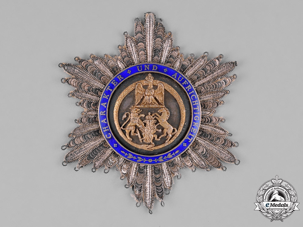 France, Second Empire. An Order of the Crown of Westphalia, Royal Prince Grand Cross, c.1870