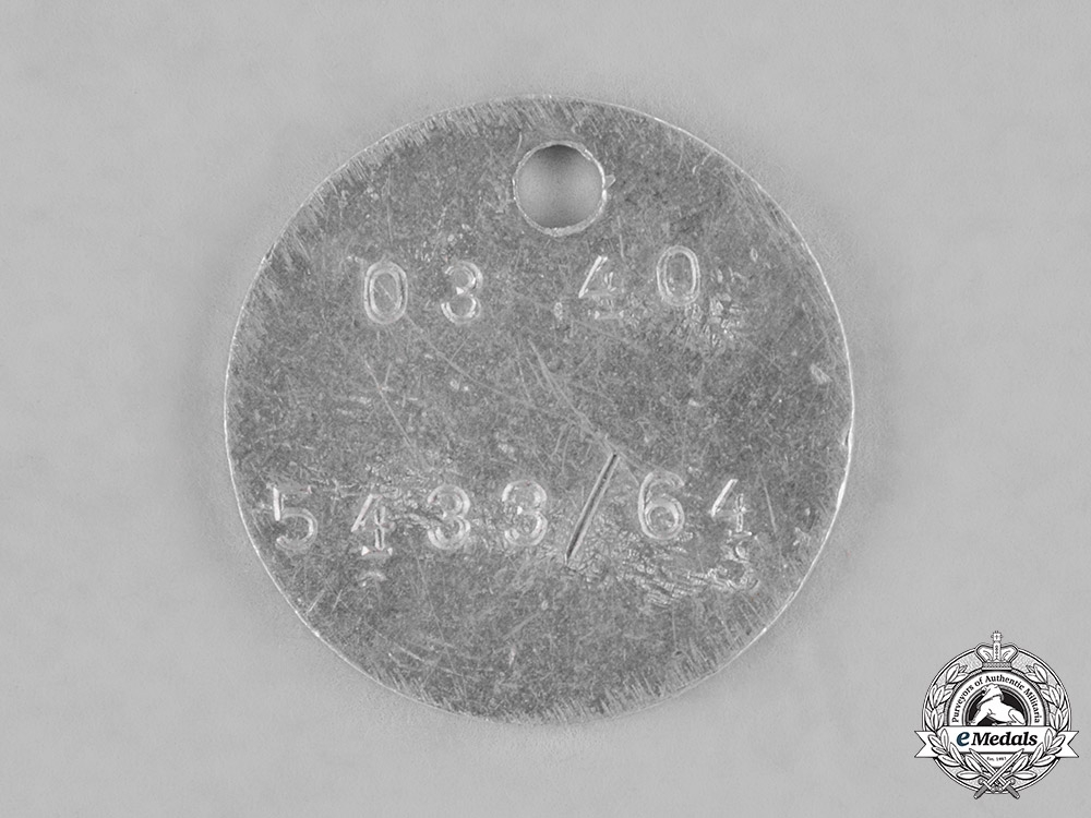 Germany, NSDAP. A Set of NSDAP Hauptarbeitsleiter Collar Tabs, RZM Marked, with Proof Tag