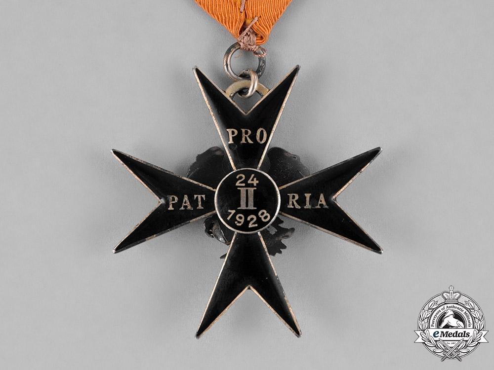 Estonia. An Order of the Eagle Cross, V Class Knight, c.1930